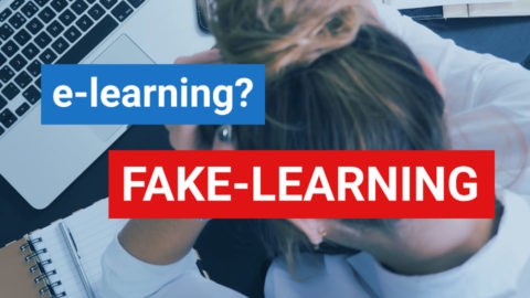 E-learning, czy fake-learning?